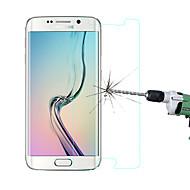 angibabe ohut 0.3mm 2.5D 9h palkkio räjähdyksenkestävä karkaistua lasia näytönsuoja Samsung Galaxy S6 reuna