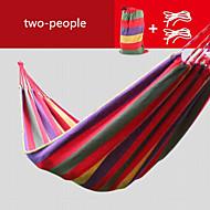 hamac en plein air de deux personnes lit suspendus