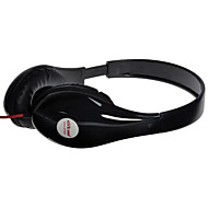 dm-4700 3,5 mm-plugg super bass hörlurar hörlurar hi-fi stereoheadset för PC laptop notebook-svart och blå