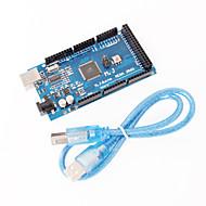 mega2560 הגרסה המשופרת Arduino לוח הפיתוח תואם