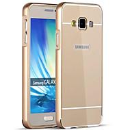 용 삼성 갤럭시 케이스 도금 케이스 뒷면 커버 케이스 단색 하드 아크릴 용 Samsung A9(2016) / A7(2016) / A5(2016) / A3(2016) / A9 / A8 / A7 / A5 / A3