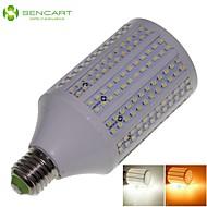 25W E26/E27 Ampoules Maïs LED T 348 SMD 3528 2200-2400 lm Blanc Chaud / Blanc Froid Décorative AC 85-265 V 1 pièce