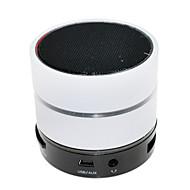 s08u의 RGB 미니 블루투스 스피커 마이크로 아이폰 삼성 전자와 다른 휴대 전화에 대한 마이크의 USB 보조 휴대용 핸즈프리를 SD