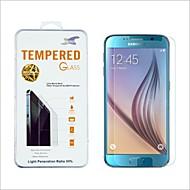 2.5d 0.2mm bescherming 9h schade gehard glas screen protector voor de Samsung Galaxy s6
