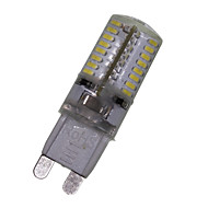 G9 4W 64x3014SMD 380LM 3500K 6000K Warm White/Cool White Waterproof LED Corn Bulbs AC220-240V