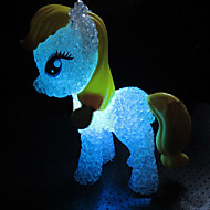 Multicolor Horse Pattern Night Light
