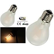 2 Stück ONDENN Dimmbar LED-Glühlampen A E26/E27 4 W 400 LM 2800-3200K K 4 COB Warmes Weiß AC 220-240/AC 110-130 V