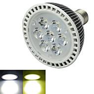 Faretti 7 LED ad alta intesità E26/E27 7 W 630-700 LM Bianco caldo / Luce fredda 1 pezzo AC 85-265 V