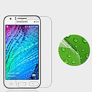 (3 kpl) teräväpiirtotelevisio näytön suojus Samsung Galaxy j1