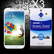 HD Screen Protector with Dust-Absorber for Samsung Galaxy S5 Mini (3 PCS)