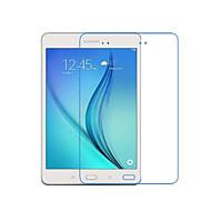 korkea selkeä näytön suojus Samsung Galaxy Tab kuin 8,0 t350 t351 välilehti tabletin suojakalvo
