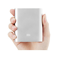Xiaomi 10400mA Metal Material Power Bank for Xiaomi/Apple/Samsung/other Cellphones