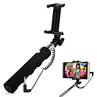 Cwxuan™ Q1 Universal Mini Retractable Handheld Selfie Monopod Holder  for iPhone 5/5S/6 /6plus and Android Smart Phones