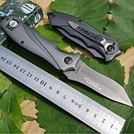 Kniver Camping / Utendørs Multifunksjon / Overlevelse / Førstehjelp / Praktiskt Stainless Steel Others
