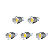 5 шт. Bestlighting GU10 9 W 1 COB 750-800 LM Тёплый белый/Холодный белый PAR Регулируемая Точечный свет AC 220-240/AC 110-130 V