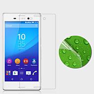 high definition screen protector flim voor de Sony Xperia m4 aqua