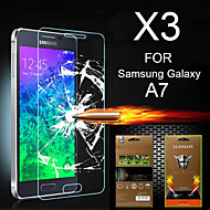 Ultimate Shock Absorption Screen Protector for Samsung Galaxy A7 (3 PCS)