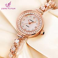 Full Rhinestones Watches Luxury Shiny Fashion Women Quartz Watch Dress Wrist Watch