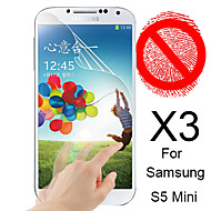 Matte Screen Protector for Samsung Galaxy  S5 Mini (3 pcs)