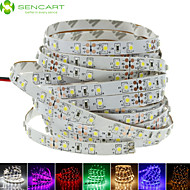 500cm 30W 300x3528SMD Warm White/Cool White/Red/Yellow/Blue/Green Light LED Strip Lamp for Car /Self-adhesive (DC 12V)