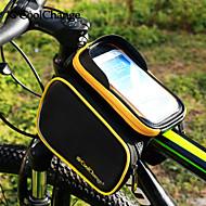 CoolChange® Torba rowerowa about3LLTorba rowerowa na ramę / Kolarstwo Plecak / Akcesoria turystyczneRain-Proof / Reflective Strip /