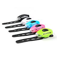 自転車用ライト / 後部バイク光 / 安全ライト / 自転車グローライト LED - サイクリング コンパクトデザイン / 警告 CR2032 50-70 ルーメン バッテリー サイクリング-CoolChange®