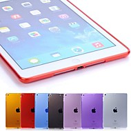 Transparent Back Cover Designed to Protect the Whole Shell for iPad 2/3/4 (Assorted Colors)