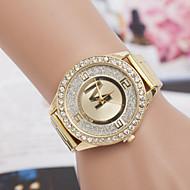 Damen Modeuhr Quartz Legierung Band Silber / Gold Marke-