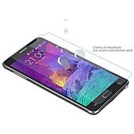 asling 0.26mm 9h hårdhed praktisk hærdet glas skærmbeskytter til Samsung Galaxy Note 4