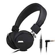 Kanen IP-852 Headset Headphone 3.5mm jack foldable headphones W/Mic