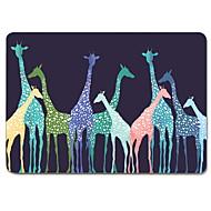 giraff designen hele kroppen beskyttende etui for 11-tommers / 13-tommers nye MacBook Air