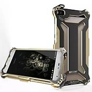 Mert Huawei tok / P8 / P8 Lite Víz / Dirt / ütésálló Case Teljes védelem Case Páncél Kemény Alumínium Huawei Huawei P8 / Huawei P8 Lite