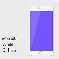 rtako®anti-sininen valo helppo asentaa 0.1mm kanssa puhdistusliina karkaistua lasia näytönsuoja iPhone 6s / 6