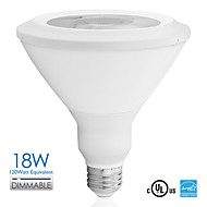 Vanlite E26 18W COB LED Spotlight Light PAR38 Dimmable 1100lm 100watt Equivalent AC100-120V