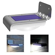 16 LED PIR di energia solare della lampada di sicurezza del sensore di movimento del giardino della luce esterna impermeabile