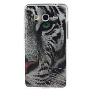 Voor Samsung Galaxy hoesje IMD hoesje Achterkantje hoesje Dier TPU Samsung Core 2