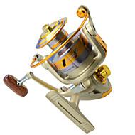EF1000 5.5:1 10+1 Ball Bearings Sea Fishing/Fly Fishing/Spinning/Jigging Fishing Reel