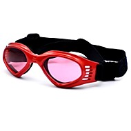 Cat / Dog Sunglasses Red / Black / White / Blue / Pink / Yellow Spring/Fall Holiday