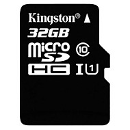 kingston 32gb class 10 microSDHC-SDHC-geheugenkaart UHS-1