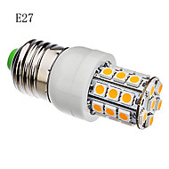 E14/G9/E26/E27 3.5 W 30 SMD 5050 330 LM Warm White/Cool White Corn Bulbs AC 220-240/AC 110-130 V