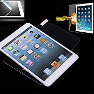 verre trempé protecteur d'écran avec un chiffon en microfibre pour iPad 5 (ipad air)