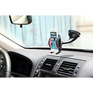 verstelbare voorruit auto dashboard smartphone cradle mount houder voor Samsung / iphone / lg / htc / Xiaomi