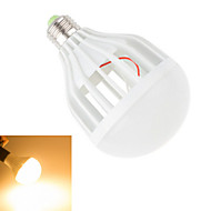 1 pcs Ding Yao E27 40W 72 SMD 5730 2400LM Warm White/Cool White Globe Bulbs AC 85-265V