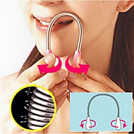 Face Facial Hair Spring Remover Stick Removal Threading Nice Tool Epilator (Random Color)