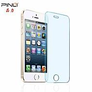 pinli 9h 2.5D 0.3mm ekte anti blå lyse øyne bryr herdet glass skjermbeskytter for iPhone 5 / 5s / 5c