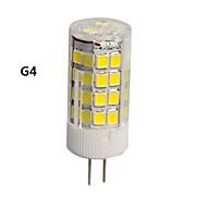 Lampadine a pannocchia 51 SMD 2835 G9/G4 3.5 W 350lm LM Luce fredda/Blu AC 220-240 V