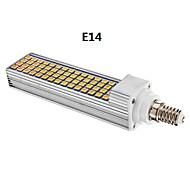 Dimmbar LED Mais-Birnen T E14 / E26/E27 / G24 15W 1080 LM 6000-6501 K 60 SMD 5050 Warmes Weiß / Kühles Weiß AC 85-265 V