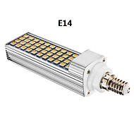 E14/E26/E27/G24 11 W 44 SMD 5050 792 LM Warm White/Cool White Dimmable Corn Bulbs AC 85-265 V