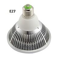 Spot Gradable Blanc Chaud AR111 GU10 / G53 / E26/E27 12 W 12 LED Haute Puissance 1200LM LM AC 100-240 / AC 110-130 V