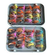 # Moscas 4g g 32 pcs # Pesca a la mosca